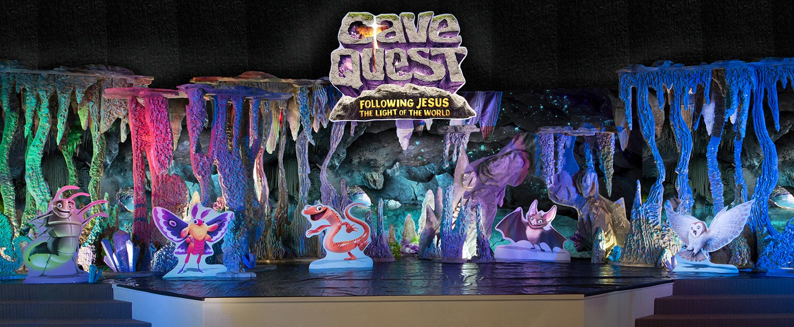 VBS Cave Quest 8/8 -8/12/2016